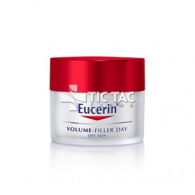EUCERIN VOLUME-FILLER DIA PIEL SECA 50ML