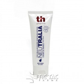 NEUTRALIA CREMA DE MANOS ANTI-EDAD 75ML