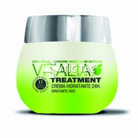 VITALIA TREATMEN CREMA HIDRATANTE FACIAL 24H 50ML