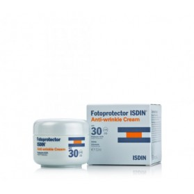 FOTOPROTECTOR ISDIN ANTI-WRINKLE CREAM 30SPF