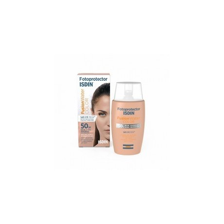 FOTOPROTECTOR ISDIN FUSION WATER COLOR 50 SPF