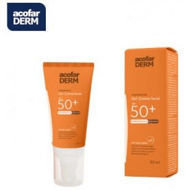 ACOFARDERM GEL-CREMA FACIAL SPF50+ 50ML
