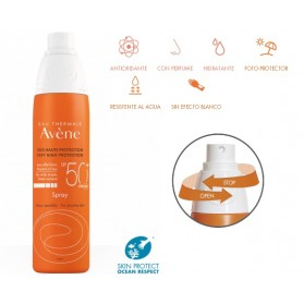 AVENE FOTOPROTECTOR SPF50+ SPRAY 200ML