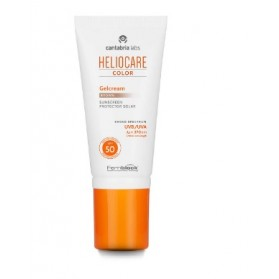HELIOCARE COLOR SPF50 GELCREAM COLOR BROWN