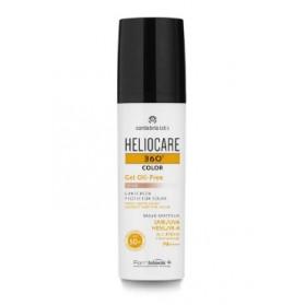 HELIOCARE 360º COLOR SPF50+ GEL OIL-FREE BRONZE 50ML
